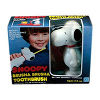 Snoopy Battery-Operated Toothbrush