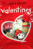 Snoopy Valentine's Day Cards