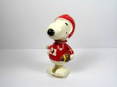 Snoopy Football Walker