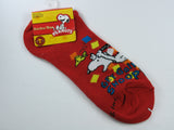 Snoopy No Show Socks