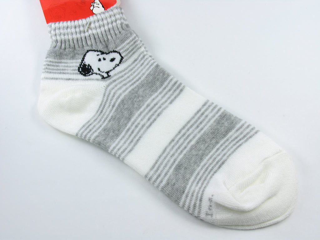 Snoopy Low Cut Socks