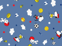 Snoopy Sport Pillow Case
