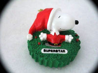 SNOOPY SUPERSTAR ORNAMENT