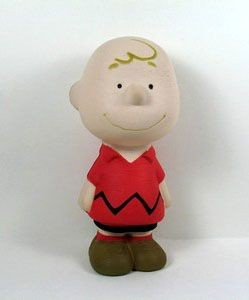 Charlie Brown Squeeze Toy