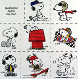 Snoopy Rubber Stamp Collection