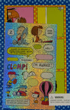 Peanuts Holographic Sticker Set and Activity Booklet
