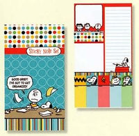 Peanuts Gang Sticky Note Set