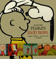 Peanuts Gang Sticky Notes
