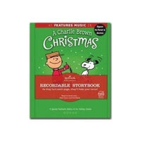A Charlie Brown Christmas Recordable Storybook With Music
