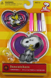 Peanuts Gang Suncatchers Window Decor Kit - Snoopy and Woodstock
