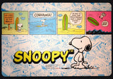 Snoopy Surfer Place Mat