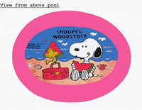 Snoopy Inflatable Swimming Pool