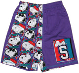 Kid's Snoopy Swim Shorts / Board Shorts