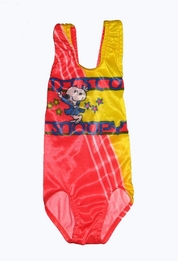 Disco Snoopy Toddler Swimsuit