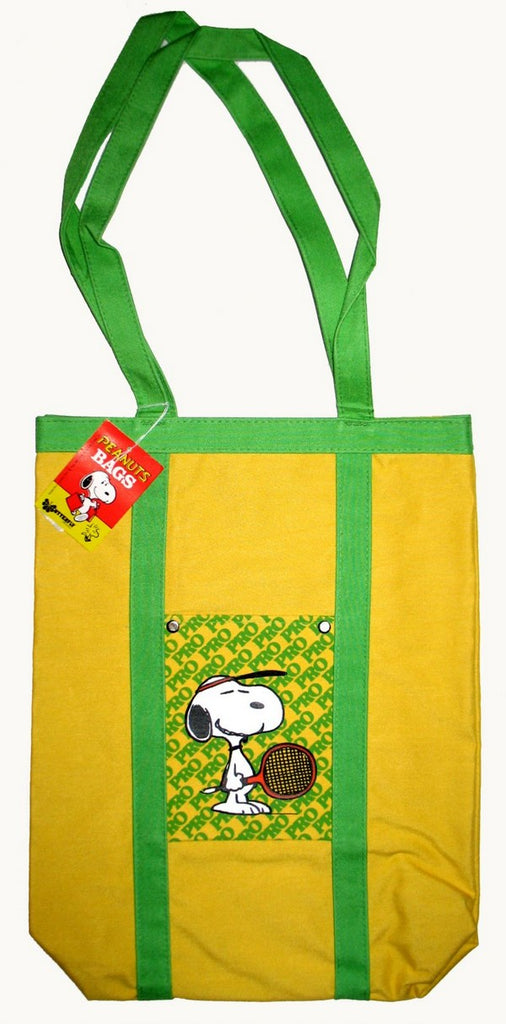 Large Vintage Snoopy Tote Bag - Pro