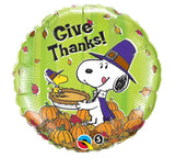 Snoopy Thanksgiving Day Balloon