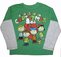 Peanuts Long-Sleeve Christmas Shirt - A Charlie Brown Christmas