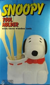 Benjamin & Medwin Snoopy Tool Holder + Tools
