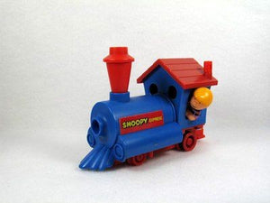 Schroeder Drives Locomotive