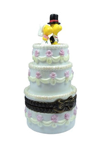 Hallmark Trinket Box - Lovebirds