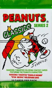 Peanuts Classics Trading Cards - Series 2 - ON SALE!