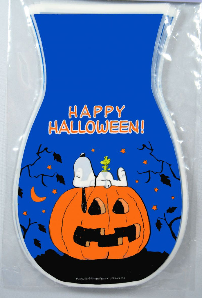 Peanuts Gang Halloween Poly Treat Bags