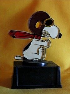 Flying Ace trophy