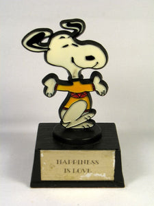 Happiness Is Love trophy