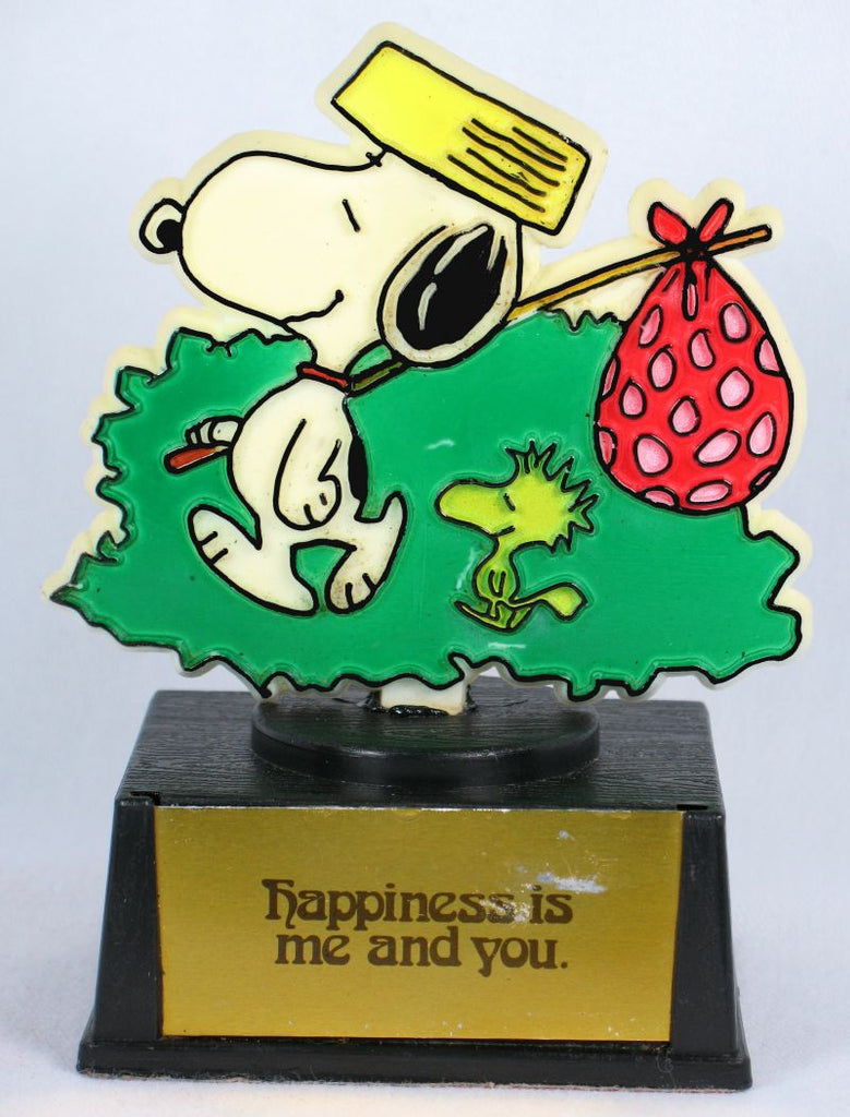 Happiness Is Me And You trophy