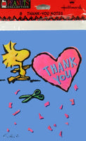 Woodstock Thank You Cards (Open Partial Package)