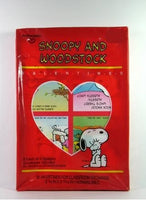 Snoopy and Woodstock Valentine's Day Cards