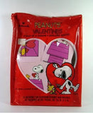Snoopy Valentine's Day Cards With Stickers