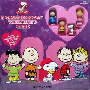 A Charlie Brown Valentine's Board Game