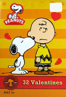 Peanuts Valentine's Day Cards