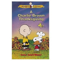 A Charlie Brown Thanksgiving VHS Video Tape