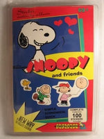 Snoopy and Friends Sticker Activity Album