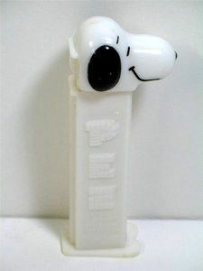 Snoopy - white body PEZ