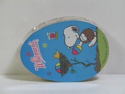 Snoopy Easter Egg Candy Box