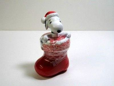 Snoopy Candy Christmas Stocking