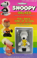 Snoopy and Woodstock Friction-Powered Walker