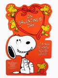 Snoopy's Valentine's Day Wall Decor