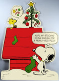 Snoopy Christmas Wall Decor