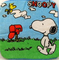 Wash Cloth - Snoopy By Mailbox