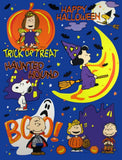 Peanuts Trick Or Treat Halloween Window Clings (MINT/Used)