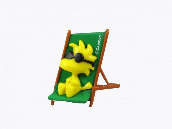Woodstock On Beach Chair Magnet