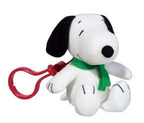 2008 Wendy's Fast Food Backpack Clip-On - Snoopy