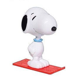 2008 Wendy's Fast Food Toy - Snoopy Bobblehead