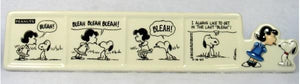 Bleah! Ceramic Plaque