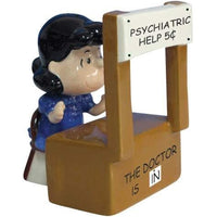 Lucy Psych Booth Salt and Pepper Shakers