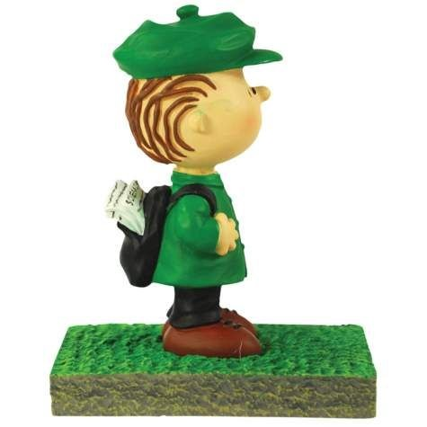 Bus Stop Mini Figurine - Linus